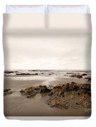 Wandering Duvet Cover by Amanda Barcon