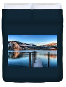 Wapato Point Duvet Cover by Spencer McDonald