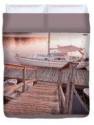 Warwick Marina Park Duvet Cover by Lourry Legarde