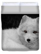 Wee Arctic Hunter D3613 Duvet Cover by Wes and Dotty Weber