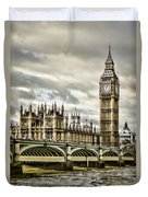 Westminster Duvet Cover by Heather Applegate