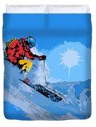 Whistler Art 008 Duvet Cover by Catf