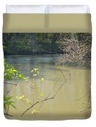 White River Duvet Cover by Alys Caviness-Gober