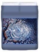 Wild Blue Yonder Duvet Cover by Joyce Dickens