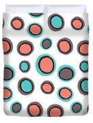 Wild Bounce Duvet Cover by Susan Claire