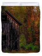 Wilderness Barn Duvet Cover by Brenda Giasson