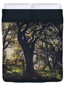 Wildly And Desperately My Arms Reached Out To You Duvet Cover by Laurie Search
