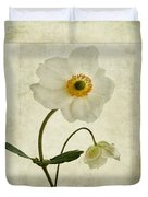 Windflowers Duvet Cover by John Edwards