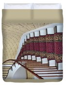 Winding Staircase Duvet Cover by Kathleen Struckle