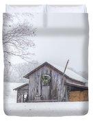 Winter's Past Duvet Cover by Benanne Stiens