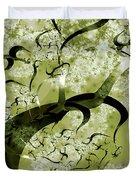 Wishing Tree Duvet Cover by Anastasiya Malakhova