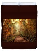Woodland Light Duvet Cover by Jessica Jenney