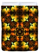 Worlds Collide 21 Duvet Cover by Mike McGlothlen