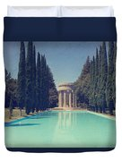 Worship Duvet Cover by Laurie Search