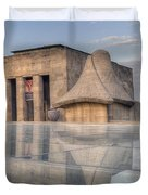 Wwi Museum  Duvet Cover by Lisa Plymell