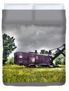 Yesteryear - Hdr Look Duvet Cover by Rhonda Barrett