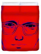 Zodiac Killer With Sign 20130213m128 Duvet Cover by Wingsdomain Art and Photography