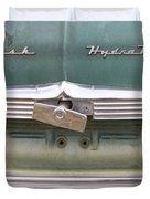 1951 Nash Ambassador Hydramatic Back Duvet Cover by James BO  Insogna