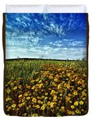 Spring Duvet Cover by Stelios Kleanthous