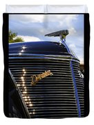 1937 Ford Model 78 Cabriolet Convertible By Darrin Duvet Cover by Gordon Dean II