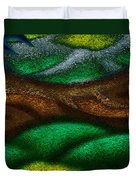 Dragon's Tale Duvet Cover by Christopher Gaston