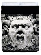 Gargoyle Duvet Cover by Simon Marsden