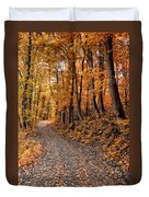 Ramble On Duvet Cover by Bill Cannon