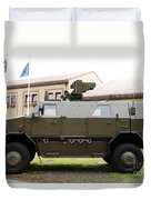 The Multi-purpose Protected Vehicle Duvet Cover by Luc De Jaeger