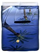 1963 Apollo Hood Duvet Cover by Jill Reger