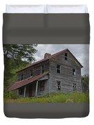 Abandoned Homestead Duvet Cover by John Stephens
