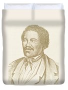 Henry Box Brown, African-american Duvet Cover by Photo Researchers