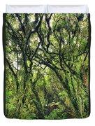 Native Bush Duvet Cover by MotHaiBaPhoto Prints