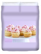 Cupcakes Duvet Cover by Elena Elisseeva