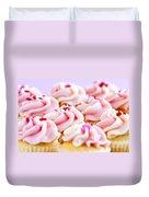 Cupcakes Duvet Cover by Elena Elisseeva