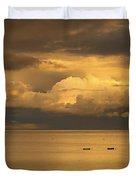 Sunderland, Tyne And Wear, England Duvet Cover by John Short