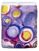 Abstract I Duvet Cover by Patricia Awapara