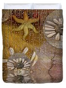 After The Rain Under The Star Duvet Cover by Pepita Selles
