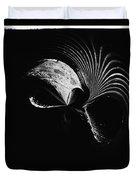 Alien Mask Duvet Cover by Skip Nall
