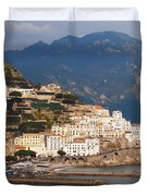 Amalfi Duvet Cover by Pat Cannon