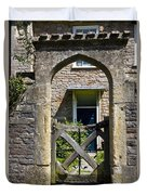 Antique Brick Archway Duvet Cover by Heiko Koehrer-Wagner