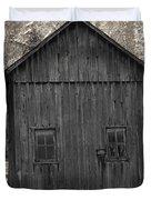 Appalachian Homestead Duvet Cover by John Stephens