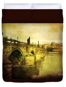 Archaic Charm Duvet Cover by Andrew Paranavitana