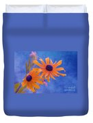 Attachement - S11at01d Duvet Cover by Variance Collections