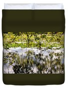 August Reflections Duvet Cover by Rachel Cohen
