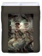 Awaken Your Mind Duvet Cover by Linda Sannuti