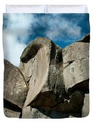 Big Rock Ear Duvet Cover by Paul W Faust -  Impressions of Light