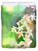Blessings 1 Duvet Cover by Anil Nene