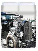 Blown Coupe Duvet Cover by Steve McKinzie