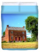 Bowen Plantation House 002 Duvet Cover by Barry Jones