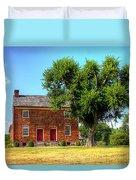Bowen Plantation House Duvet Cover by Barry Jones